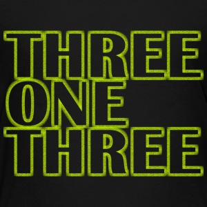Three One Three 313 Detroit Kids' Shirts - Kids' Premium T-Shirt