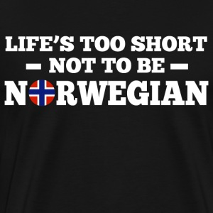 Norwegian T-Shirts - Men's Premium T-Shirt