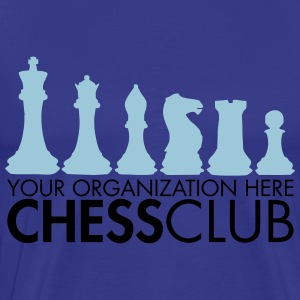 Chess Club - Men's Premium T-Shirt