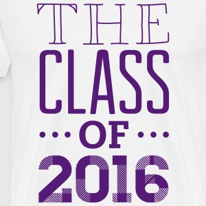 The class of 2016 - Men's Premium T-Shirt