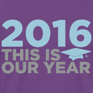 graduation 2016 - Men's Premium T-Shirt