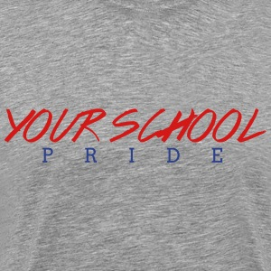 School Pride - Men's Premium T-Shirt