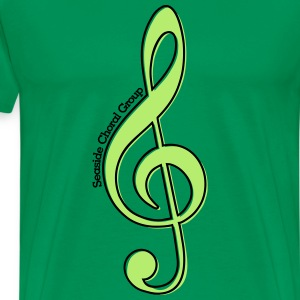 Choral Group - Men's Premium T-Shirt