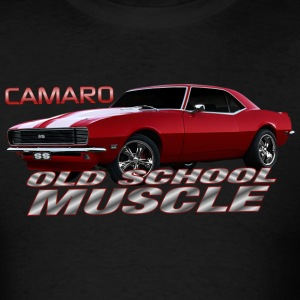 Camaro Old School Muscle - Men's T-Shirt