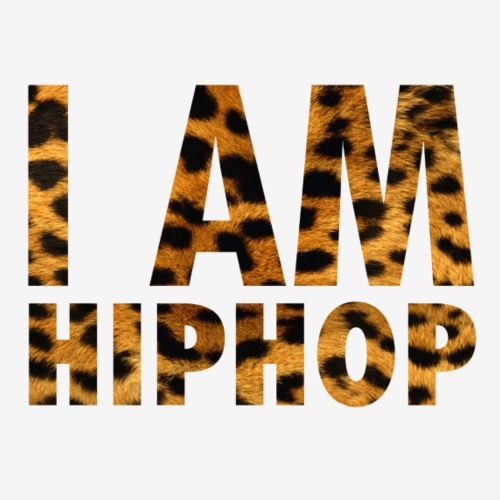 I Am Hiphop -  leopard