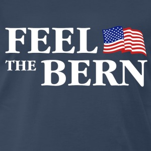 Feel The Bern T-Shirts - Men's Premium T-Shirt