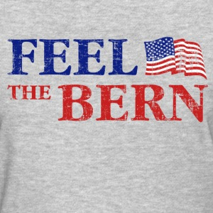 Feel The Bern Women's T-Shirts - Women's T-Shirt