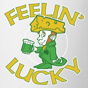 FEELIN' LUCKY Mugs & Drinkware - Coffee/Tea Mug