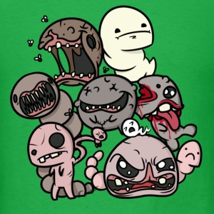 Collection of Isaac Bosses T-Shirts - Men's T-Shirt
