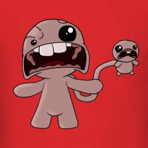Binding of Isaac Gemini Boss T-Shirts - Men's T-Shirt