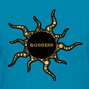 Sun Moon Goddess - Women's T-Shirt