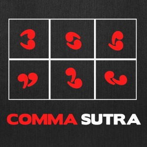 COMMA SUTRA Bags & backpacks - Tote Bag