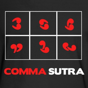 COMMA SUTRA Long Sleeve Shirts - Men's Long Sleeve T-Shirt