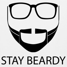 STAY BEARDY Tank Tops