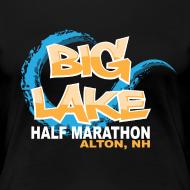 Design ~ Women's Big Lake Half Tee 2015