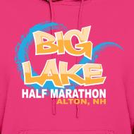 Design ~ Women's Big Lake Half Hoodie 2015