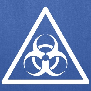Biohazard Warning - Tote Bag