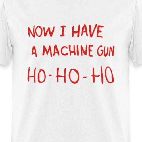 Die Hard - Now I Have A Machine Gun Ho-Ho-Ho