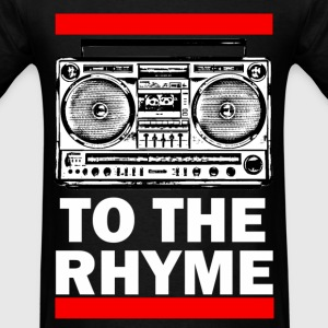 TO THE RHYME 1a T-Shirts - Men's T-Shirt