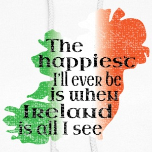 Irish Ireland Happy Love Hoodies - Women's Hoodie