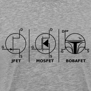 BOBAFET - Men's Premium T-Shirt