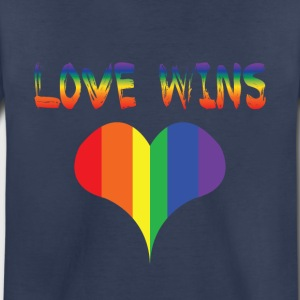 love wins Baby & Toddler Shirts - Toddler Premium T-Shirt