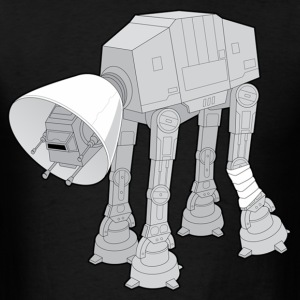 AT-AT Walker - Men's T-Shirt