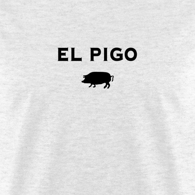 EL PIGO (letra negra)