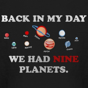 PLANETS Kids' Shirts - Kids' Long Sleeve T-Shirt