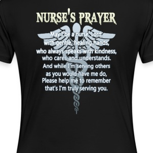NURSE'S PRAYER - Women's Premium T-Shirt