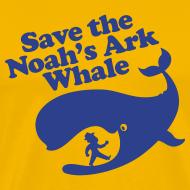 Design ~ Save the Whale Premium Shirt