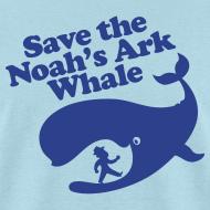 Design ~ Save the Whale Shirt