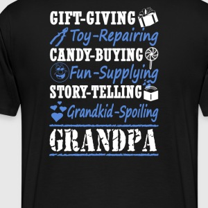 I'M A PROUD GRANDPA - Men's Premium T-Shirt