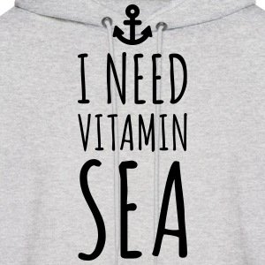 Vitamin Sea  Hoodies - Men's Hoodie