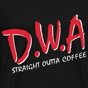 DWA Dads With Attitude - Men's Premium T-Shirt