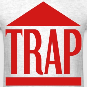 trap house T-Shirts - Men's T-Shirt