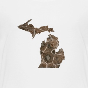 Michigan Stone Petoskey Kids' Shirts - Kids' Premium T-Shirt