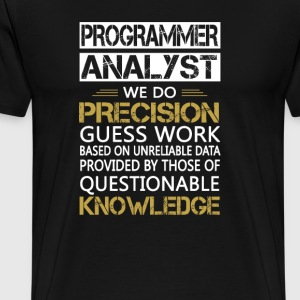 Programmer Analyst - Men's Premium T-Shirt