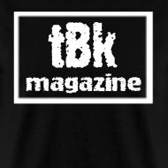 Design ~ TBK Magazine Wrestling Spoof