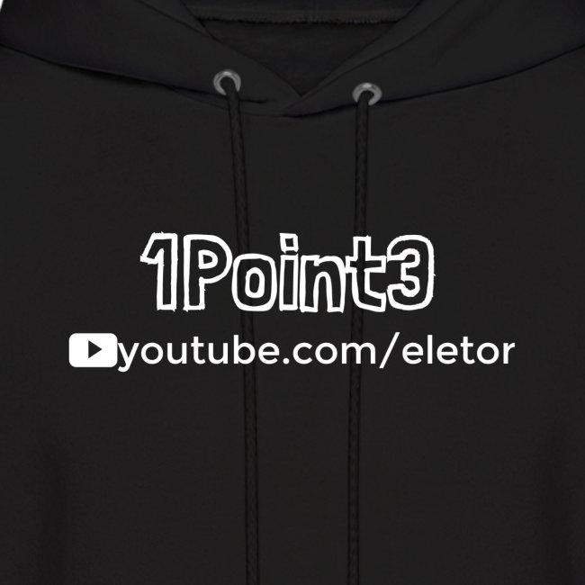 1Point3 - Eletor Hoodie