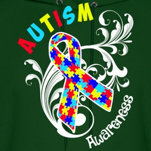 Autism Awareness - Men's Hoodie