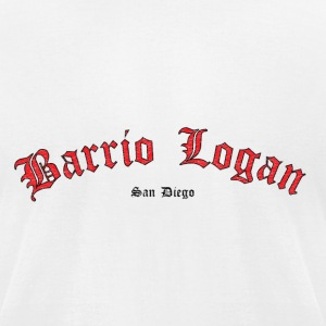 Barrio Logan San Diego T-Shirts - Men's T-Shirt by American Apparel