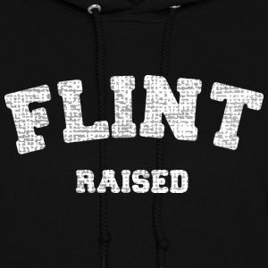 Flint Raised Michigan Pride Hoodies - Women's Hoodie