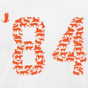 Tigers 1984 '84 Baseball T-Shirts - Men's T-Shirt by American Apparel