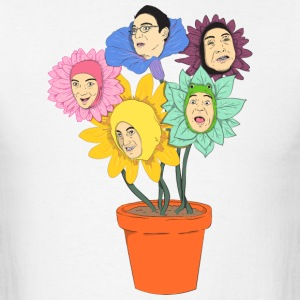 Filthy Frank Flowers T-Shirts - Men's T-Shirt