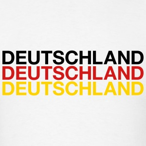 DEUTSCHLAND - Men's T-Shirt