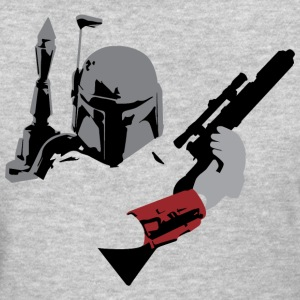 Boba Fett Bounty Hunter  - Women's T-Shirt
