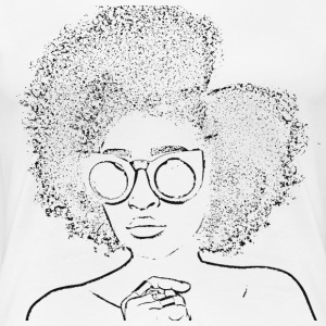 Cool Fro - Women's Premium T-Shirt