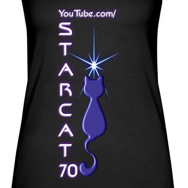 StarCat70 Logo Tank