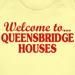 Welcome to... Queensbridge Houses Baby & Toddler Shirts - Short Sleeve Baby Bodysuit